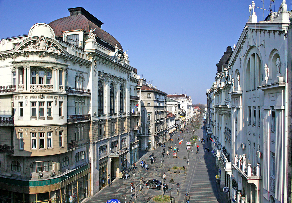 Ibd 2015 belgrade tour for Hotel belgrado